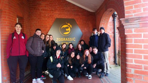 TY Dublin Zoo Trip