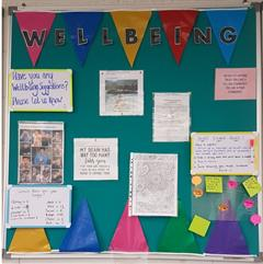 Wellbeing in BCS