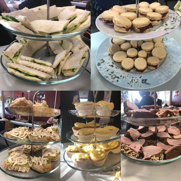 TY Afternoon Tea