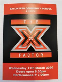 Ballinteer X Factor