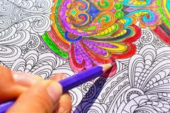Colouring & Creativity