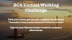 PE Dublin Seaside Walks Challenge