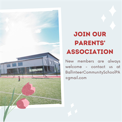 Join our PA!